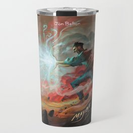 jon bellion maybe IDK album Travel Mug
