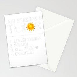 Funny Texas Apparel Sunshine Heat Texas Souvenir Gift Tee T-Shirt Stationery Cards