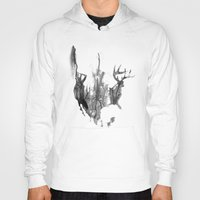 true detective Hoodies featuring True Detective USA by Roadtrippers