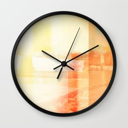 El Retiro Park (Madrid) Wall Clock