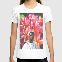 gucci T-shirts featuring gucci mane floral by Cree.8