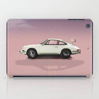 porsche iPad Cases featuring Porsche by Tony Vazquez