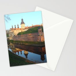 Castle of Nesvyz Stationery Cards