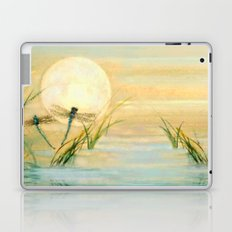 Dragonfly Moon  Laptop & iPad Skin