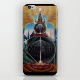 The Art of Acceleration iPhone Skin