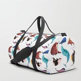 Arctic animals Duffle Bag