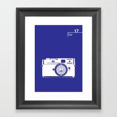 17_coolstuff_I Framed Art Print