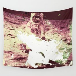 Moonwalk Wall Tapestry