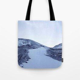 Ice land Tote Bag