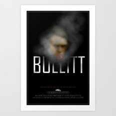 Bullitt Art Print