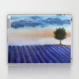 Lavandula Laptop & iPad Skin