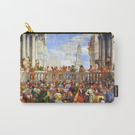Paolo Veronese The Wedding at Cana Carry-All Pouch