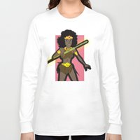 dungeons and dragons Long Sleeve T-shirts featuring DUNGEONS & DRAGONS - DIANA by Zorio