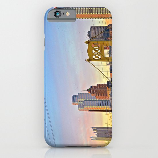 Sunset from the Southside iPhone & iPod Case