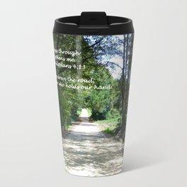 I Can Do All Things Travel Mug