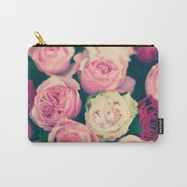 Paris gothic roses Carry-All Pouch