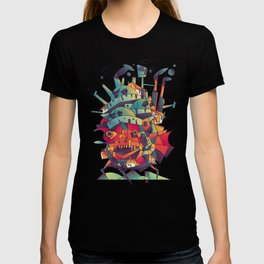 Moving Castle T-shirt