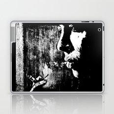 SMOKE - black version Laptop & iPad Skin