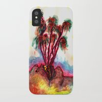 poetry iPhone & iPod Cases featuring Poetry by Emily Marchesiello