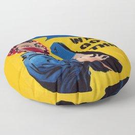 Keep Calm We Got This Floor Pillow