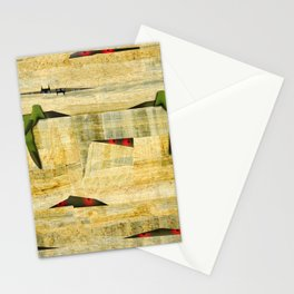 Creepies! Stationery Cards