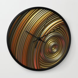 Machining Wall Clock