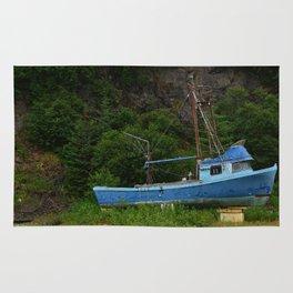 Stranded in Seldovia Rug