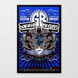 Gorilla Biscuits 2006 Canvas Print