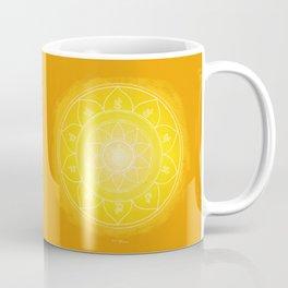 MANIPURA Boho mandala Coffee Mug