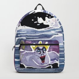 Ursula the Sea Witch Backpack