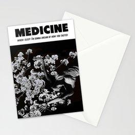 MEDICINE Stationery Cards