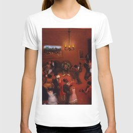 African American Masterpiece 'Stomp - Chicago's Jazz Age' by Archibald Motley T-shirt