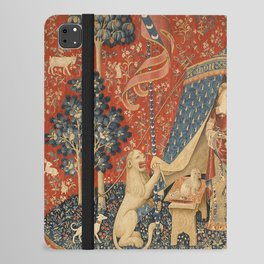 The Lady And The Unicorn iPad Folio Case