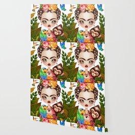Frida Querida Wallpaper