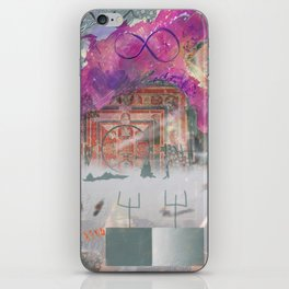 Heaven's Intersection iPhone Skin