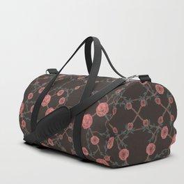 FLORAL BRANCH Duffle Bag
