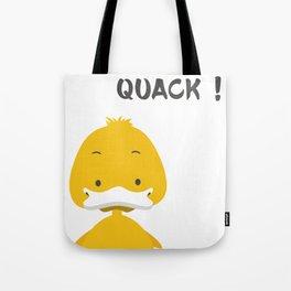 Cute Baby Duck Tote Bag