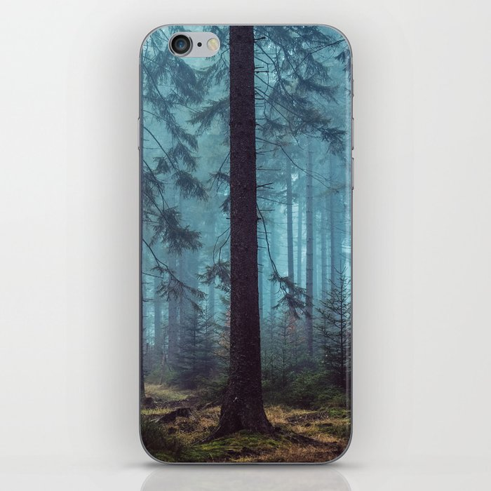 In the Pines iPhone Skin