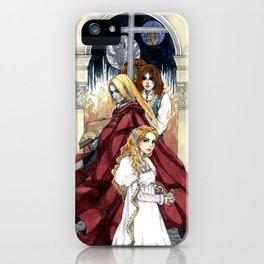 The Vampire Family of Anne Rice iPhone Case