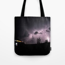 Electric Country Tote Bag