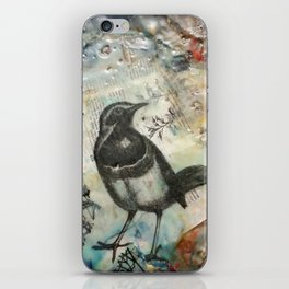 Magpie iPhone Skin