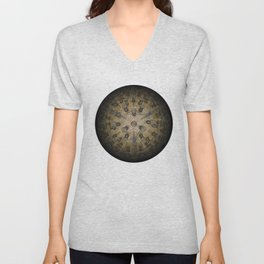 Flow of Time? Unisex V-Neck
