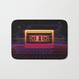 Sunset Cassette Bath Mat