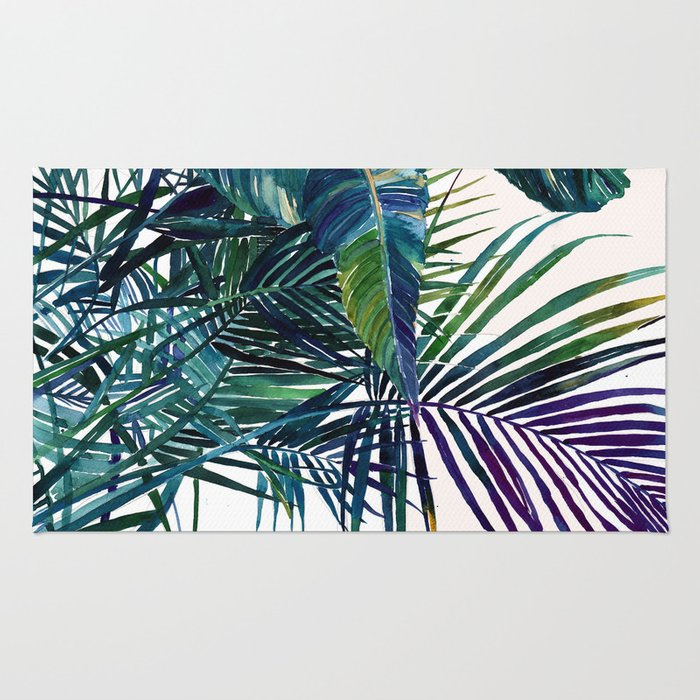 The jungle vol 2 Rug