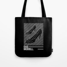 Das modell Tote Bag
