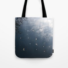 beauty in filth Tote Bag