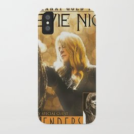 Stevie Nicks iPhone Case