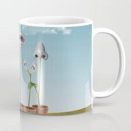 The 5 Senses Coffee Mug