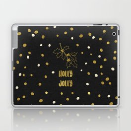 Holly Jolly Laptop & iPad Skin