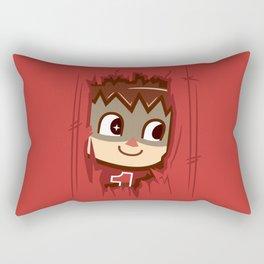 Heeeeere's..... the Villager! Rectangular Pillow